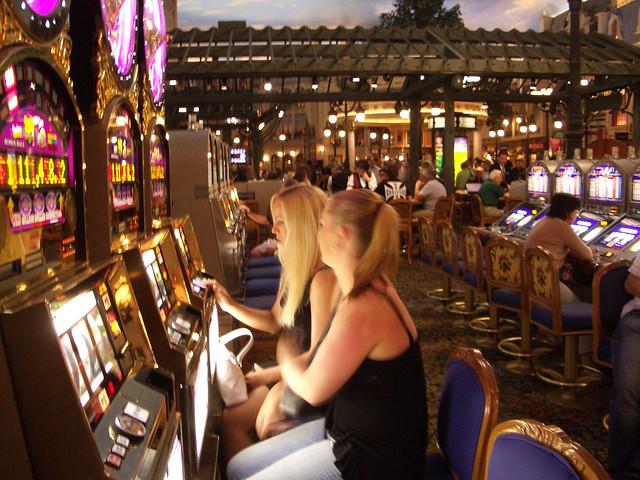 Happy Gambler