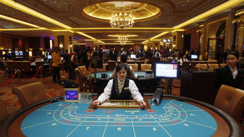 Casinos Employ